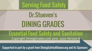 Serving Food Safely Video Course