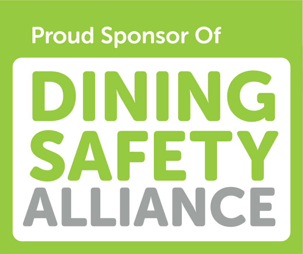 Become a Dining Safety Alliance Sponsor