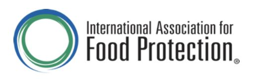 International Association of Food Protection