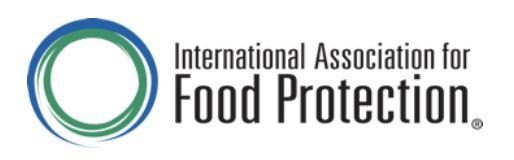 International Association of Food Protection